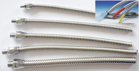 Wondrous Small Bore Stainless Steel Flexible Conduit For Sensor Wiring Wiring 101 Ouplipimpapsstreekradiomeanderfmnl