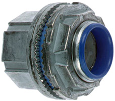 Watertight Hub with Insulated Throat for rigid conduit or IMC