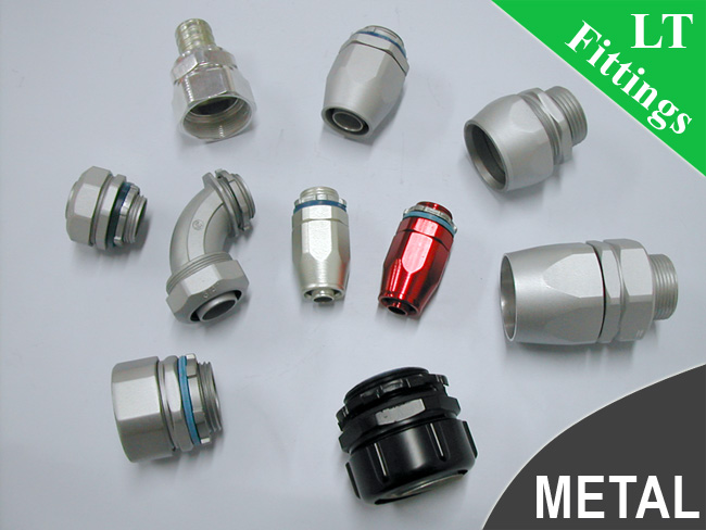 Quality Liquidtight Fittings From Delikon