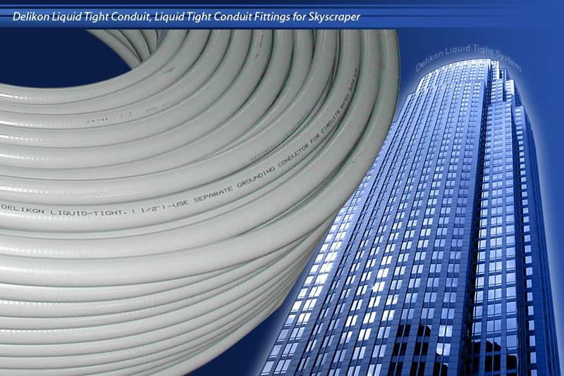Awe Inspiring Delikon Flexible Conduit And Fittings Wiring 101 Olytiaxxcnl