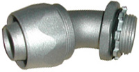 45 Degrees Liquid Tight Conduit Fittings,fixed type:YAH